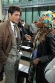 David Gandy and London Fashion Week