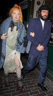 Vivienne Westwood, Jo Wood, London Fashion Week