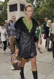 Lady Victoria Hervey and London Fashion Week