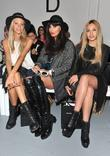 Poppy Delevingne, Jameela Jamil, Zoe Martin London Fashion...
