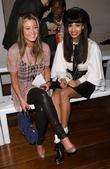 Holly Valance, Jameela Jamil and London Fashion Week