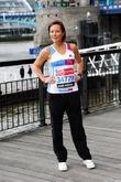 Amanda Mealing  Virgin London Marathon 2012 -...