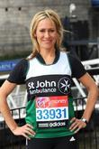 Sophie Raworth  Virgin London Marathon 2012 -...