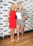 Gemma Merna and Sam Faiers Look magazine in...