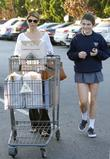 Lori Loughlin, Isabella Rose Giannulli and Bristol Farms