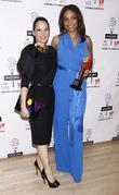 Lucy Liu and Sanaa Lathan