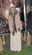 Blythe Danner and Grauman's Chinese Theatre