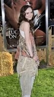 Madeline Carroll,  at the premiere of 'The...