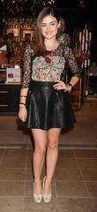 Lucy Hale and The Fashion