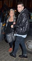 Jay Camilleri,  leaving Lydia Rose Bright's 21st...