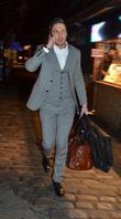 Mario Falcone,  leaving Lydia Rose Bright's 21st...