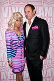 Nicki Minaj, John Demsey, Viva Glam Party