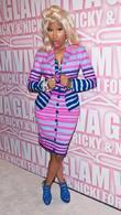 Nicki Minaj and Viva Glam Party