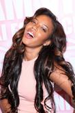 Angela Simmons the MAC Cosmetics Viva Glam Party...