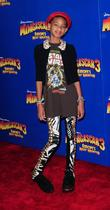 Willow Smith and Ziegfeld Theatre