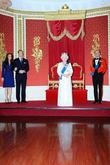 Kate Middleton, Prince Philip, Prince William, Queen Elizabeth II