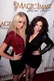 Alicia Sullivan and Guests Magic Image Hollywood Magazine...