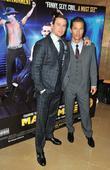 Channing Tatum and Matthew Mcconaughey