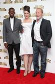Bashy, Michelle Ryan and Peter Mullan