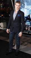 Alexander Ludwig Premiere of 'Man on a Ledge'...