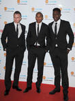 Tom Cleverley, Ashley Young and Danny Welbeck