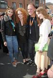 Brooke Vincent, Antony Cotton and Jennie Mcalpine