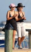Maria Shriver and Katherine Schwarzenegger