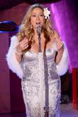 Mariah Carey, Tree Lighting Ceremony, Rockefeller Center