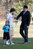 Mark Wahlberg, Michael Wahlberg and Michael Rapaport