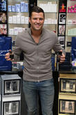 Mark Wright, Mr Wright Pour Homme, Mrs Wright Pour Femme, The Fragrance Shop, Westfield Shopping Centre