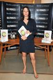 Mary McCartney signs her book 'Food: Vegetarian Home...