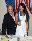 Aldo Zilli, Lizzie Cundy, American InterContinental University, London, Thanksgiving, Marylebone Project