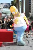Atmosphere, Nancy Cartwright and Star On The Hollywood Walk Of Fame