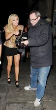 Nicola Mclean and May Fair Hotel