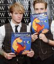 Dougie Poynter, Tom Fletcher, Waterstone, Kingston, London, England