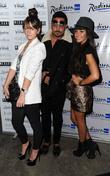 Michelle Keegan, Brooke Vincent and Umar Kumani