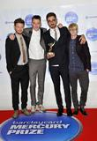 Alt-j and Barclaycard Mercury Music Prize