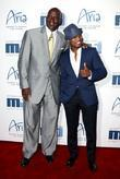 Michael Jordan, Ne-Yo Sports & Entertainment Stars gather...