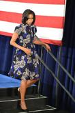First Lady Michelle Obama, Broward College and Davie