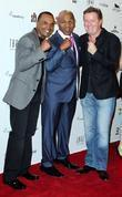 Sugar Ray Leonard, Mike Tyson and Piers Morgan