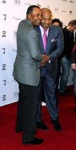 Sugar Ray Leonard and Mike Tyson