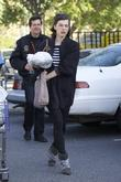 Milla Jovovich, Thanksgiving and Bristol Farms