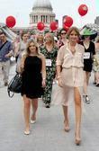 Anna Williamson and Millie Mackintosh Millie Mackintosh launches...