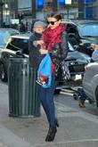Miranda Kerr, Flynn and Manhattan