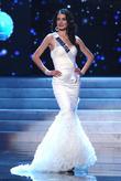 Delia Duca and Miss Romania