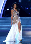 Lindsay Japal and Miss Cayman Islands