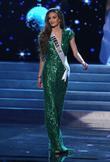Rina Chibany and Miss Lebanon