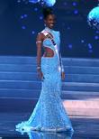 Ruqayyah Boyer and Miss Guyana