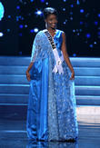 Sheillah Molelekwa and Miss Botswana