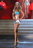 Anastasia Chernova and Miss Ukraine